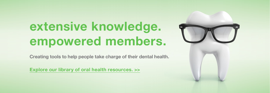 Explore our library of oral health resources.